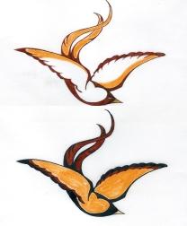 sparrow color